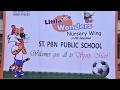 St. PBN Public School sports event for school 09891478183
