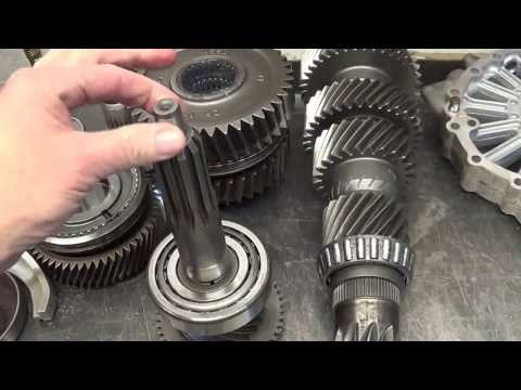 ZF 6 Speed Manual Transmission