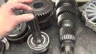 Коробка ZF 6-ступінчаста механічна коробка передач