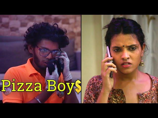 Pizza Boys   Drama Thriller    Hindi Short Film   Jollywood films
