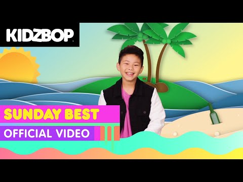 Смотреть клип Kidz Bop Kids - Sunday Best