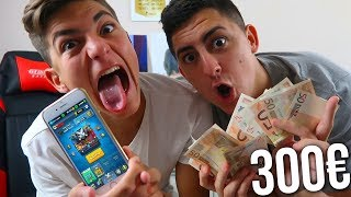 ¡¡GANAS 300€ O BAJAS A ARENA 1!! Clash Royale