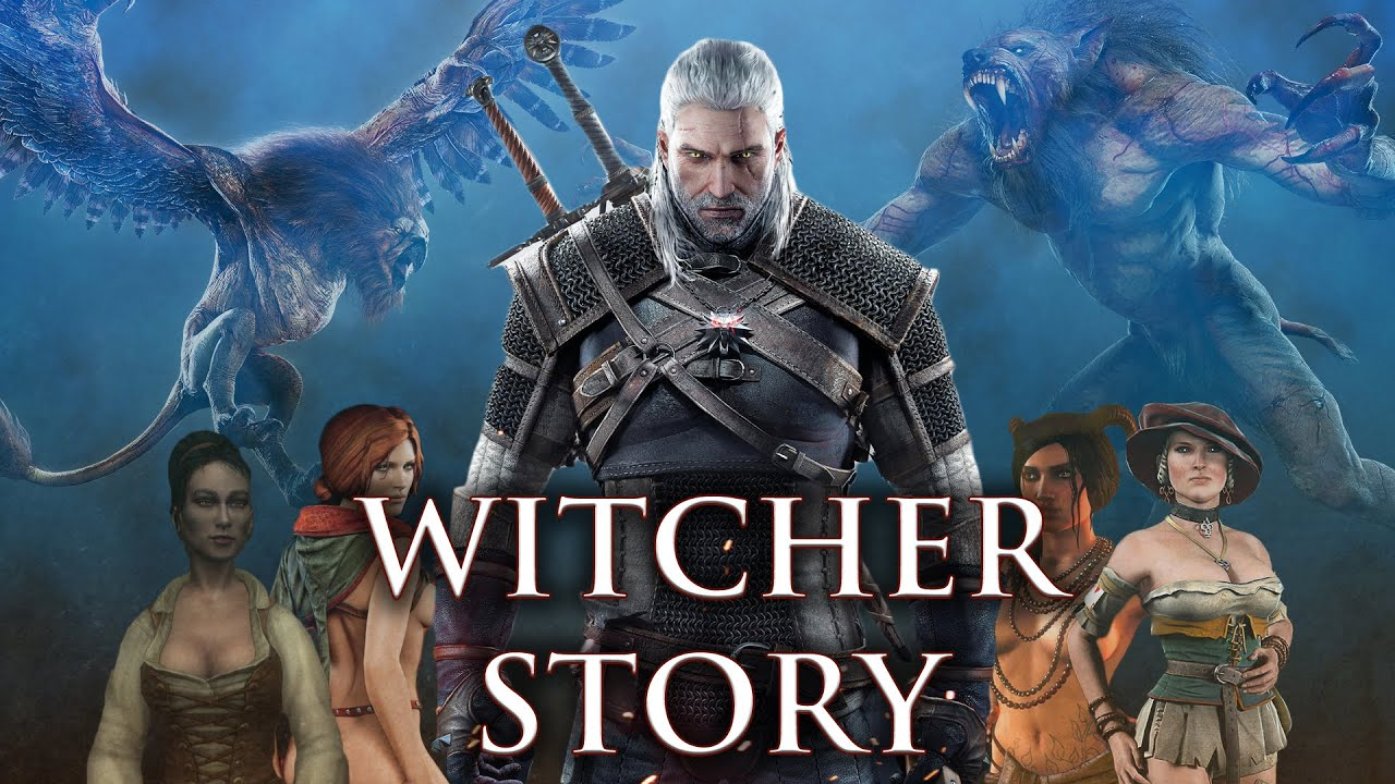 Witcher story recap before you lets play the witcher 3 wild hunt witcher story recap before you lets play the witcher 3 wild hunt solutioingenieria Gallery