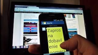 Как уменьшить, увеличить шрифт в смс на Андроид.(Как уменьшить, увеличить шрифт в смс на смартфонах, планшетах Андроид. Подробнее http://play-best.com/kak-umenshit-uvelichit-shrif..., 2014-12-09T12:03:45.000Z)
