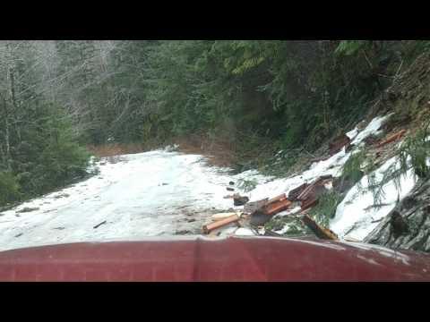 My failed backcountry drive