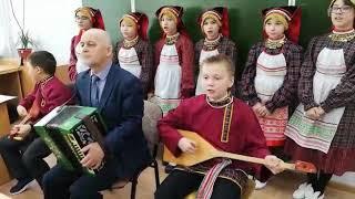 Урок кряшенской этнокультуры в Воскресной школе