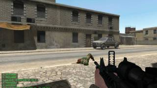 ArmA - Rahmadi Conflict - part 15 - final 1/5 - Armed Assault - gameplay - HD