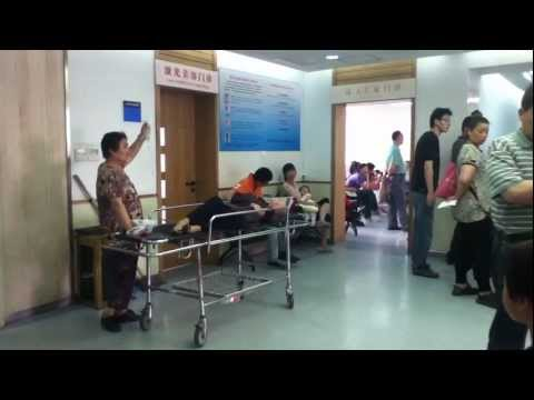 Xinhua Hospital at Yangpu district - Shanghai - June 2011