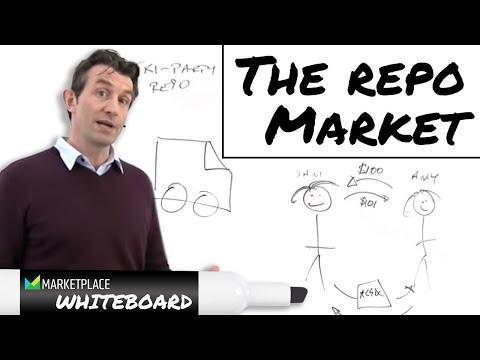 The 'repo' market