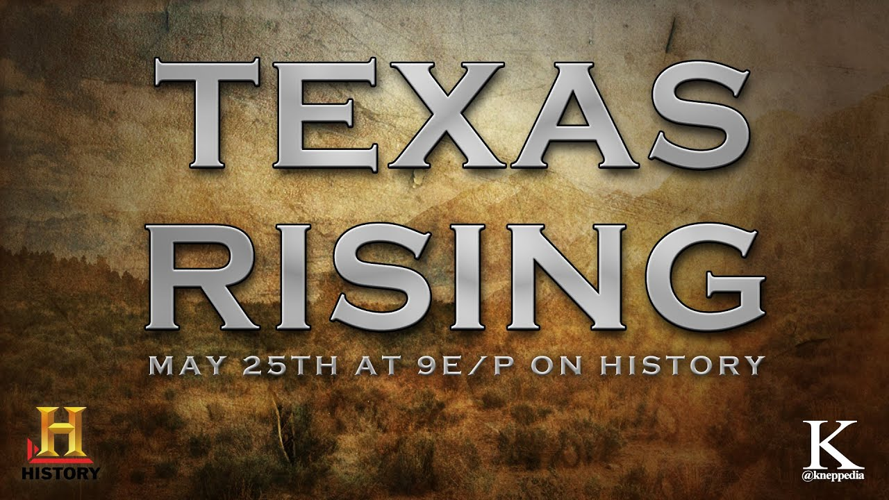 Download Texas Rising Trailer (by The Kneppedia)