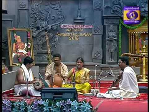 Pahi Pahi Balaganapathe - Hamsadhwani - Mazhavil Chidambara Bharathi Krithi