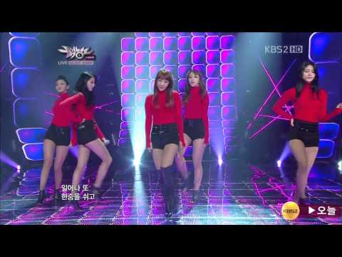 EXID - Every Night [Music Bank 121019] Live HD