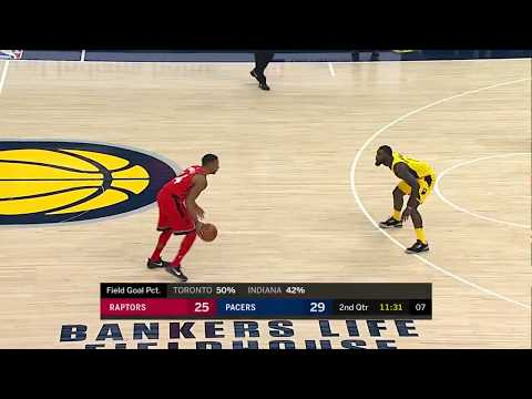Toronto Raptors vs. Indiana Pacers - November 24, 2017