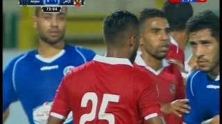 """كأس مصر 2016 - ملخص مباراة """" النادي الاهلي VS نادي سموحة """" ... 1/0"""