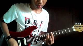 Bondan Feels like home Guitar cover