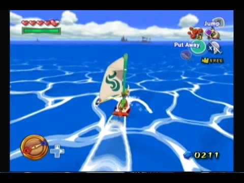 the legend of zelda the wind waker review gamecube youtube