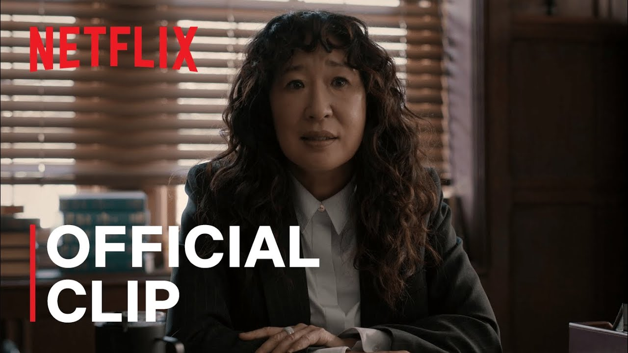 Download The Chair Season 1 | Official Clip: Evaluations | Netflix