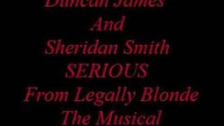 Duncan James & Sheridan Smith SERIOUS Resimi