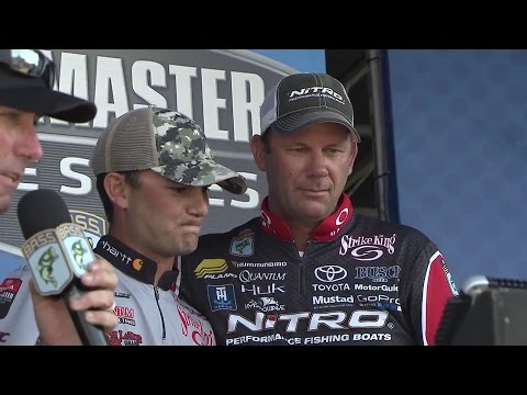 Bassmaster Elite Series: Cayuga Lake 2016
