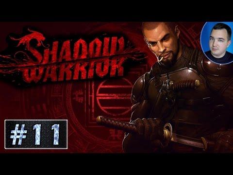 Shadow Warrior 2013 ► #11 - Bemutatom a kardokat