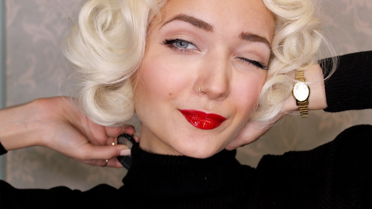 Marilyn monroe makeup tutorial youtube marilyn monroe makeup tutorial baditri Images