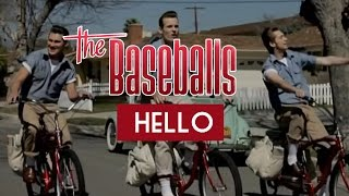 Video Hello The Baseballs