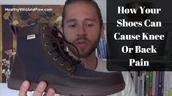 How Your Shoes Can Cause Knee Or Back Pain