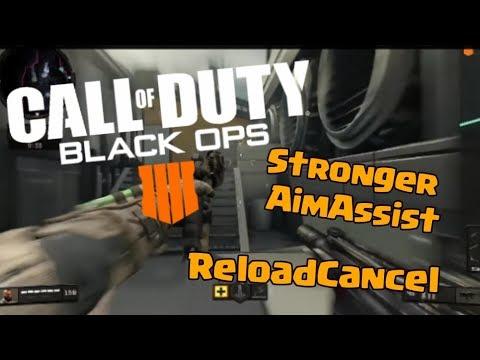 aim assist black ops 4