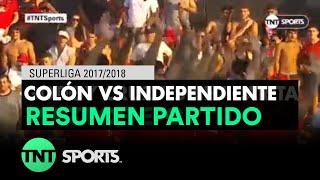 Resumen de Colón vs Independiente (0-1) | Fecha 14 - Superliga Argentina 2017/2018