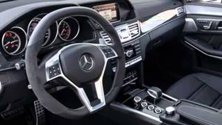 Mercedes Benz E Класса AMG lдетально news, автомобили 2013 2014