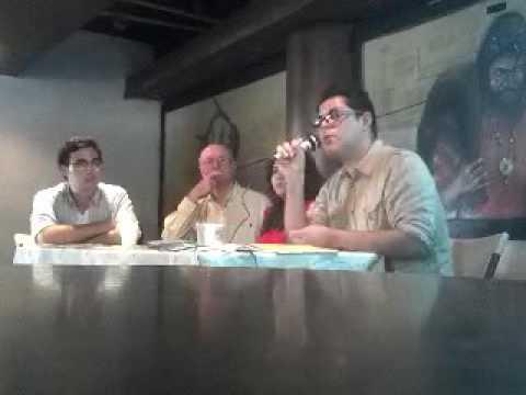Conferencia de Estudiantes en Defensa de la Educación Pública, Tijuana, BC. Parte 2