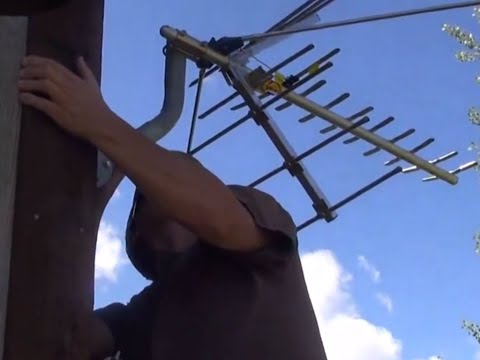 How to Install an Over-the-Air TV Antenna