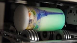 Прямая печать на свечах.(, 2017-02-11T16:22:18.000Z)