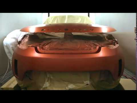Discovery Vision Concept ORANGE BUILD FILM