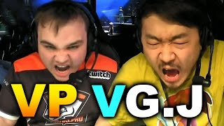 VP vs VG.J - ABSOLUTE DESTRUCTION HYPE!!! - KIEV MAJOR DOTA 2