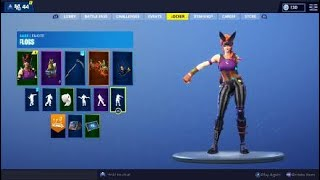 Fortnite*NEW BUNNYMOON SKIN* WITH DIFFRENT BACKBLINGS !