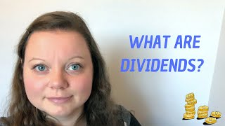 What Are Dividends? How To Grow A Passive Income Stream and Invest