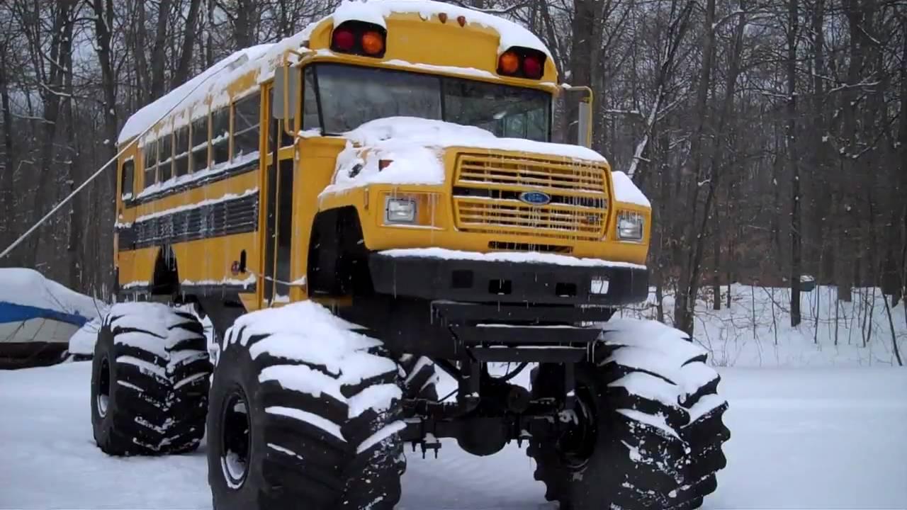 Monster Bus - YouTube