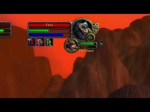 Defined Warlock PVP 2 (Classic WoW)