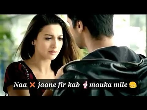 sad-love-whatsapp-video-status-hindi-|-aa-baith-paas-tujhe-dekh-to-lu-song-2017