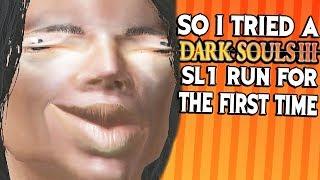 This Dark Souls 3 Soul Level 1 Run Is EASY!