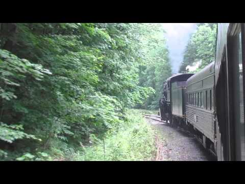 Western Maryland Scenic Railroad: June 12, 2015