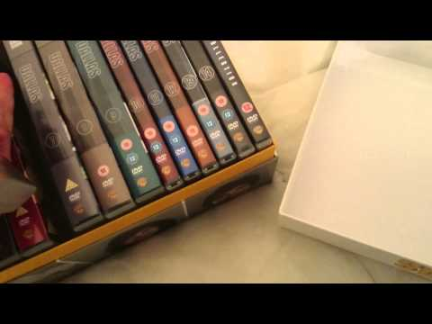 REVIEW OF DALLAS COMPLEAT BOX SET SEASON 1 to 14 AND MOVIES