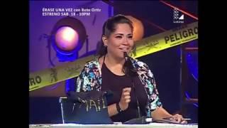 Yo Soy ; Imitador de Maluma enloqueció a Katia Palma
