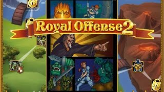 Royal Offense 2 Gameplay Video