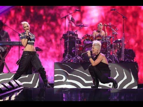 No Doubt   @ iHeartRadio Music Festival 2012 Full Show HD