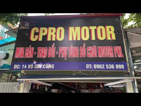 Đừng mua xe PKL cũ nếu bạn không biết 4 điều này