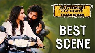 Taramani | Tamil Movie | Compilation Part 1 | Andrea Jeremiah | Anjali | Vasanth Ravi