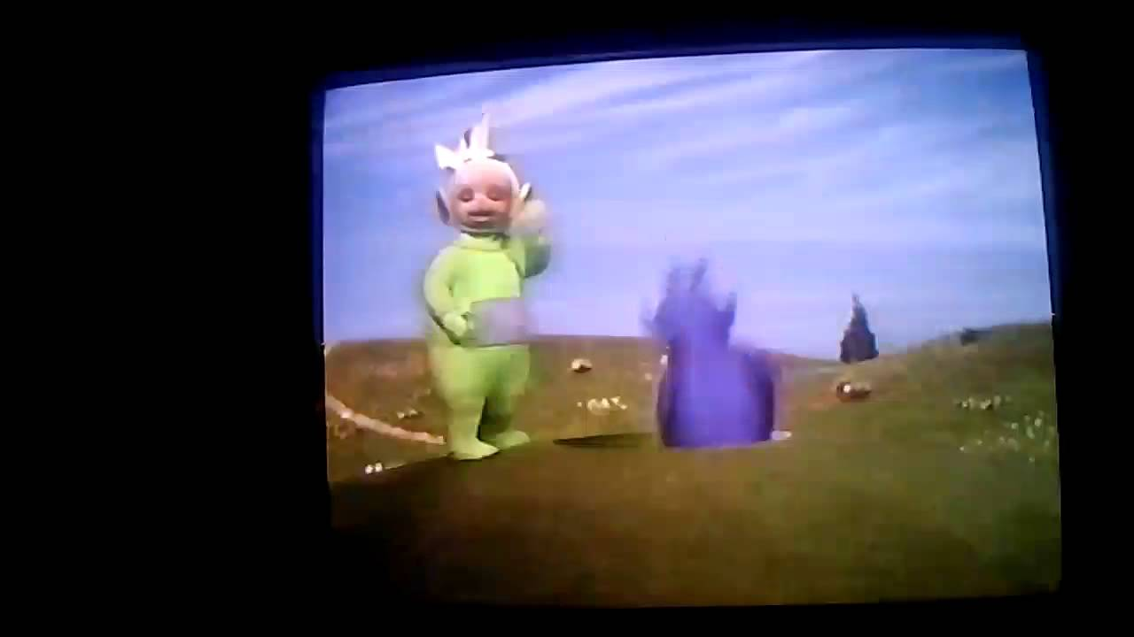 Teletubbies Funny Day Pbs Kids Vhs