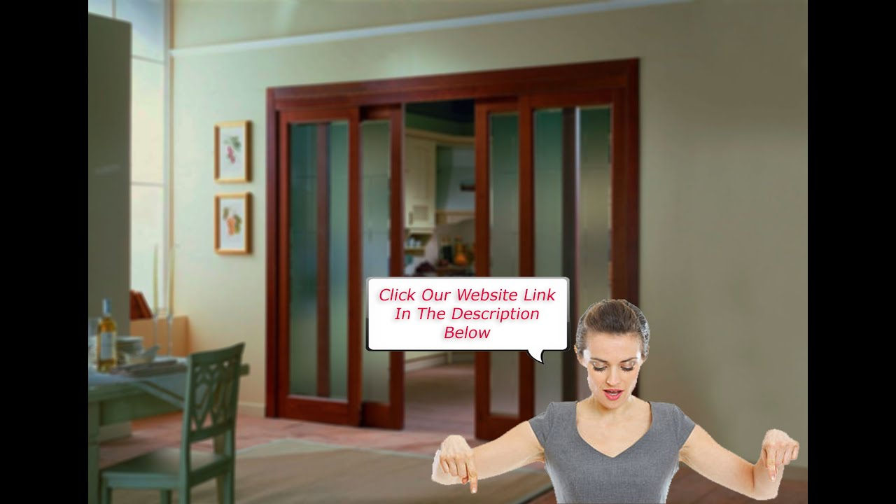 Save Space In Your Home With Interior Sliding Doors Youtube